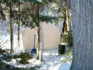 tent one island
